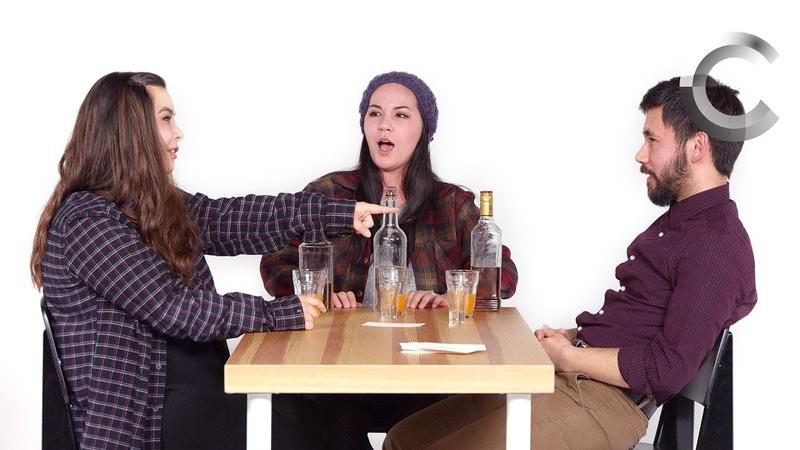 Правда или Выпивка Рэйчел Кейли и Кристофер