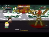 South Park - The Stick of Truth: Челмедведосвин/ManBearPig boss fight