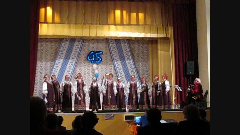 Песня Русь моя святая сердцу дорогая Хор Подмосковье