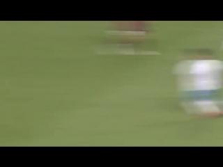 Andrés Iniesta marca su primer gol con el Vissel Kobe de la J1 League.mp4