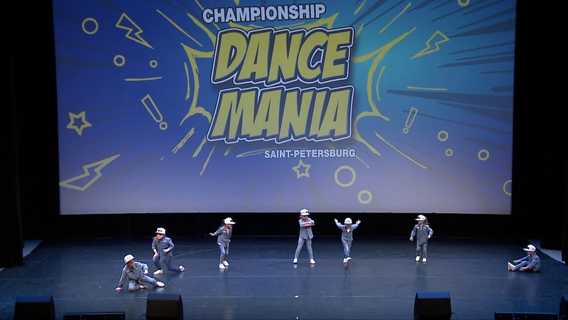 DANCE MANIA Fresh kids