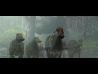 Прогулка с динозаврами 3D / Walking with Dinosaurs 3D (2013, США/Великобритания/Австралия, реж. Нил Найтингейл/Бэрри Кук) - Трей