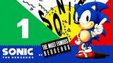Sonic the Hedgehog (1991) - Прохождение игры на русском - Green Hill Zone, Marble Zone #1