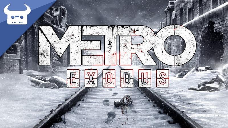 METRO EXODUS RAP SONG | E3 2018 Trailer