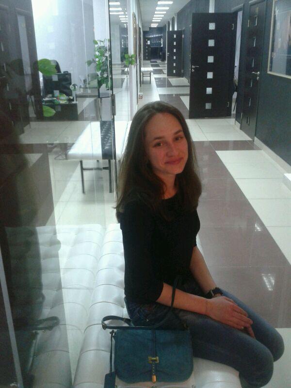 Виктория Телегина  