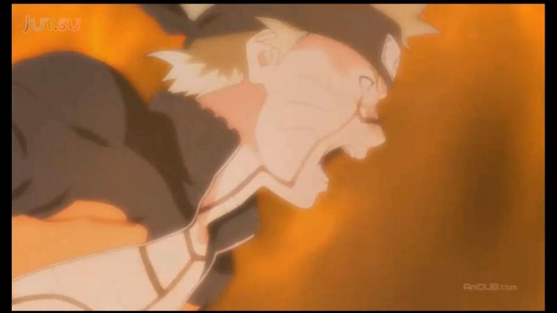 Naruto Snippuuden Наруто Ураганные Хроники Наруто Кьюби Против Силы Разрушения
