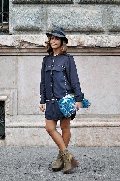 Мы очень рады, что шляпы вновь украшают различные повседневные образы модниц со всего мира! Убедиться в этом и вдохновиться вы можете в подборке street style фотографий ➤