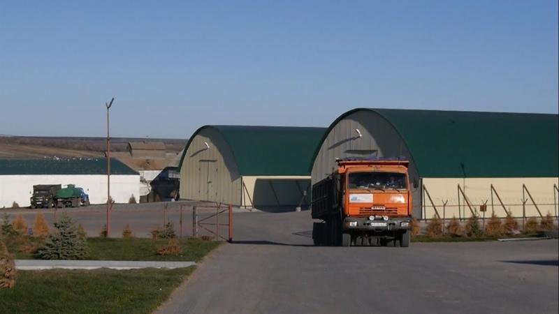 Новый центр Новооскольской зерновой компании