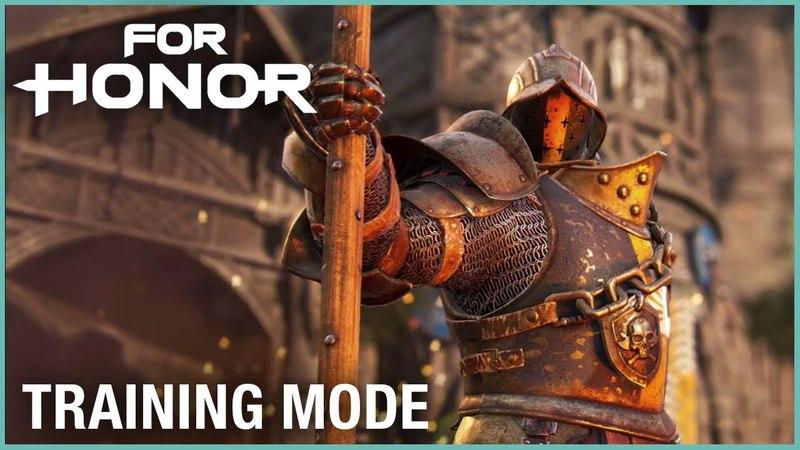 For Honor: Training Mode   Trailer   Ubisoft [NA]