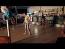 Гранд вечеринка в кафе Облака - три танца 28.07.2018.