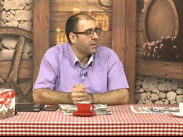 Dobro jutro sa Djukom - Sasa Francisti - (TV KCN 13.06.2018)