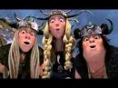 Дракони: Вершники Берка. Різдвяне диво: усі серії на QTV