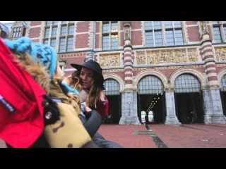 Travel video: Love Taza and their Bugaboo Donkey