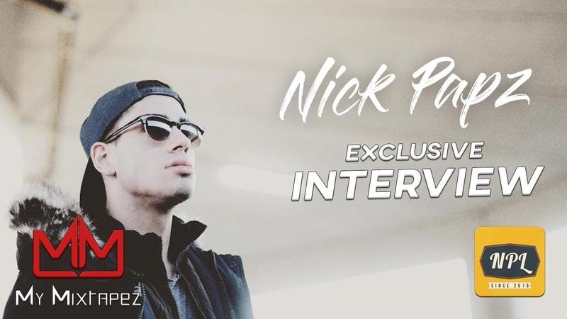 Nick Papz - Я перевернул стол, когда Meek Mill предложил мне контракт | Озвучка NPL |[RESOURCE]