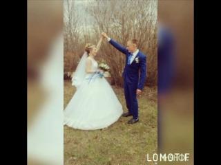 Свадьба Андрея и Юли 28.04.2018