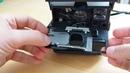 Чистка видоискателя в Polaroid 600 серии
