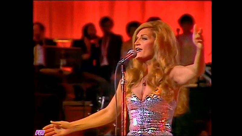 Dalida Salma Ya Salama Live au Gala de l'UNESCO 1977