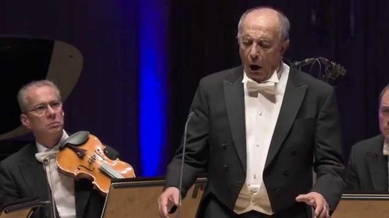 Leo Nucci - VERDI Cortigiani, vil razza dannata (Rigoletto)