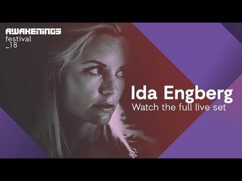 Awakenings Festival 2018 Sunday Liveset Ida Engberg @ Area V