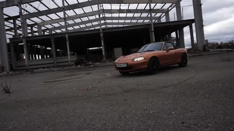 My Miata (Mazda mx-5)