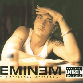 Eminem альбом The Marshall Mathers LP - Tour Edition