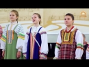 БРОВКИ МОИ ЧЁРНЕНЬКИЕ фольклорный ансамбль Веселинка