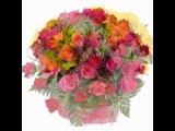 Букеты и композиции из живых цветов в Киеве от интернет магазина Decorza.com