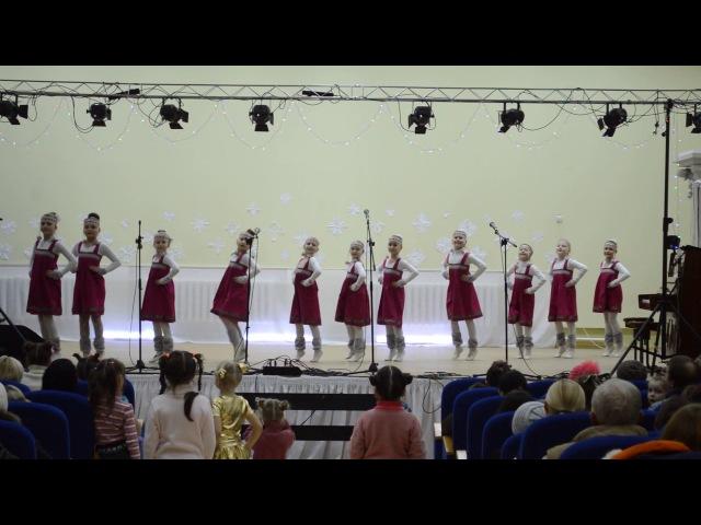 Новогодний отчётный концерт Мотыкальской ДШИ часть 2 16 12 2016 в Мотыкальском СДК