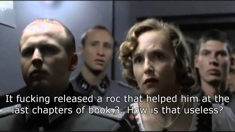 Hitler reacts to readers of ISSTH