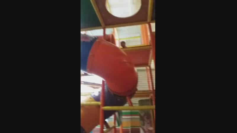 Спуск в шарики
