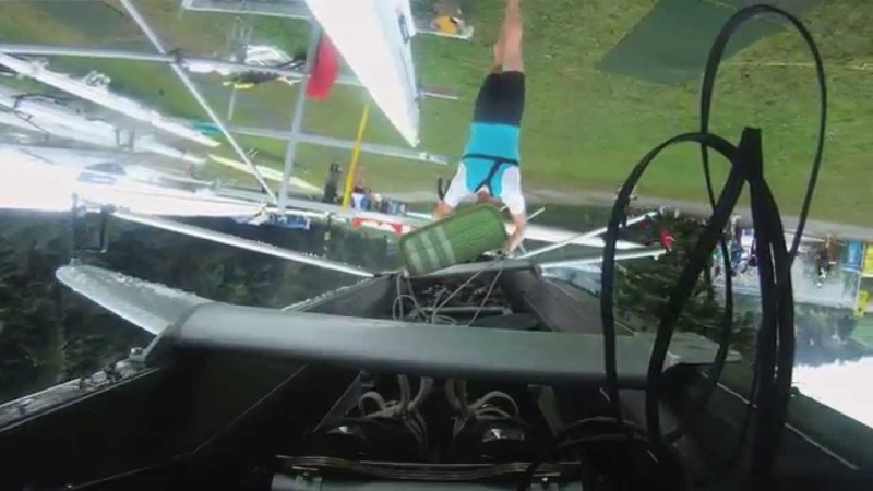 On board with the World's Best Rowers GoPro