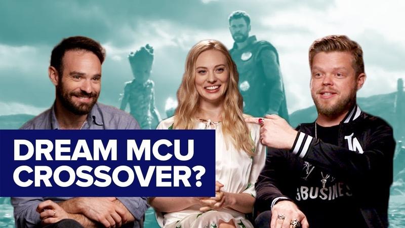 Daredevil Cast Reveals Their Dream MCU Crossover