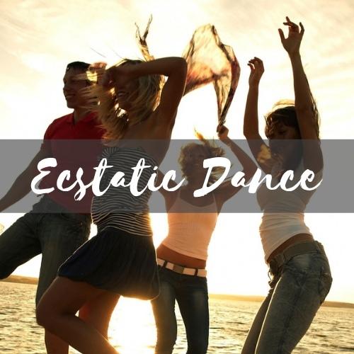 Афиша Самара 8 января ECSTATIC DANCE в ДК ЖД