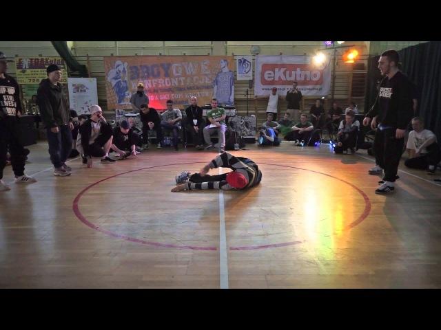 West Da Crew vs Skill Fanatikz Semi final B Boyowe Konfrontacje Kutno 2013