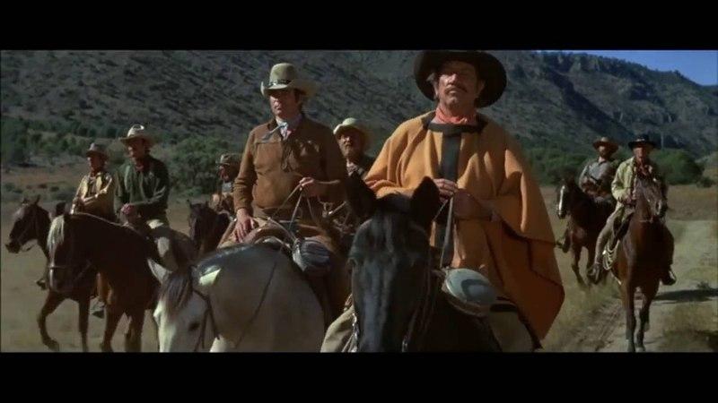 Большой Джейк Джон Уэйн Вестерн 1971 год Кино