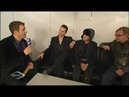 Depeche Mode interview 'ECHO After Show Party 2009' (Brisant extra)