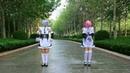 [Cosplay Ram Rem Re Zero Kara Hajimeru Isekai Seikatsu] Dance Cover MYTH ROID 「STYX HELIX」