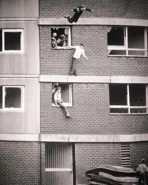 Детские шалости, Англия, 1978г.