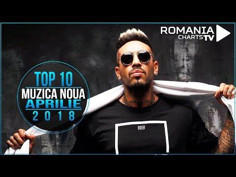 TOP 10 ROMANIAN Charts Muzica Noua   12. Aprilie 2018