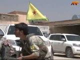 Новости о Езидах - пешмарга бегут из Шангала, а в бой вступают бойцы YPG