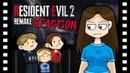 RE2 Remake Reaction
