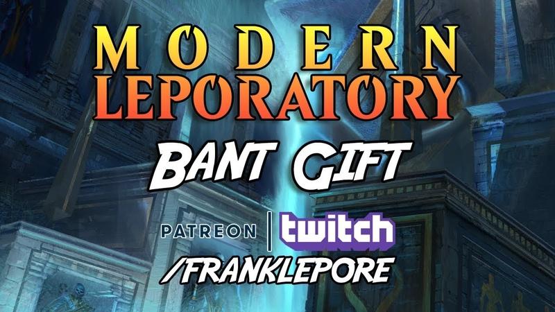 (Magic Online) Modern Leporatory: Bant God Pharaoh's Gift
