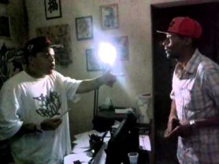 Black Alien e Nocivo Shomon - free descontraido!!!!!!