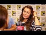 Nina Dobrev on The Vampire Diaries Season 5