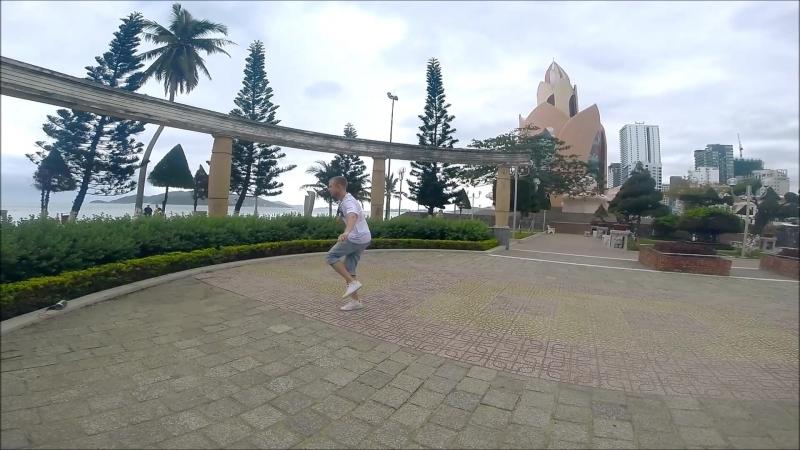 Eminem feat. Ed Sheeran - River   Freestyle dance