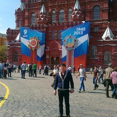 Файз Янгихонов, 3 января 1986, Москва, id145720559