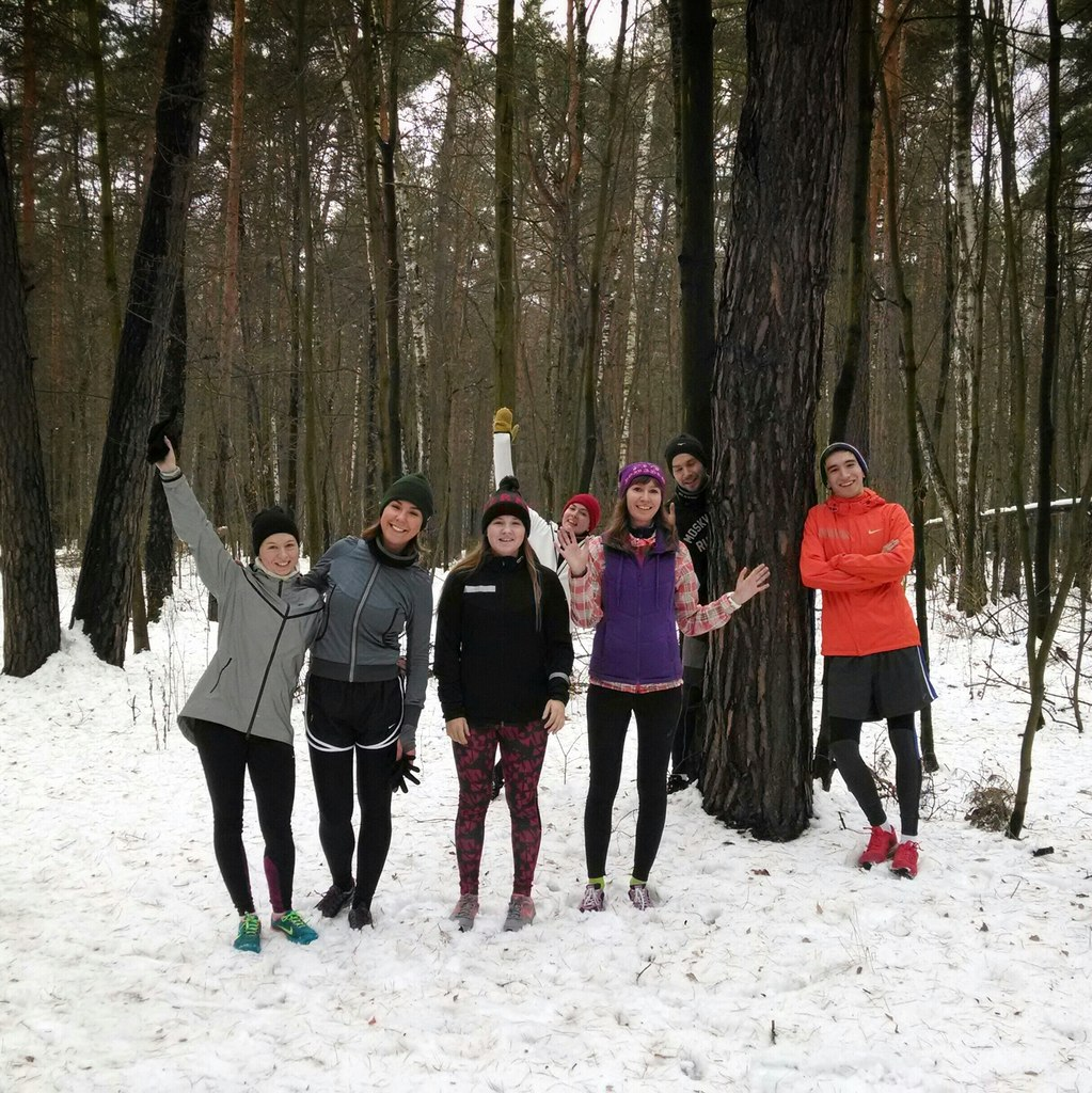 Forest Runners