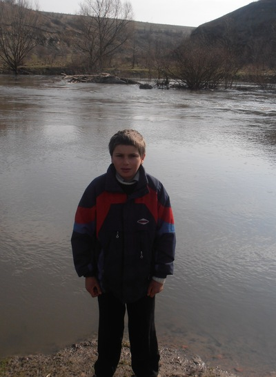 Назар Курчаба, 15 апреля , Лесосибирск, id208430496