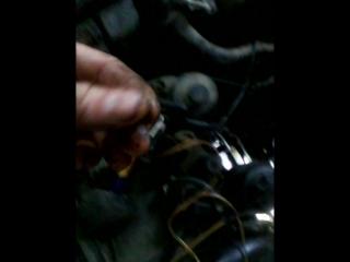 замена прокладок клапанной крышки (подготовка,чистка клапанных крышек)