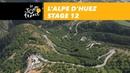 L'Alpe d'Huez - Stage 12 - Tour de France 2018